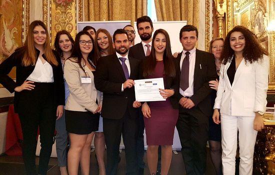 Premio para el equipo MOOT Madrid 2017