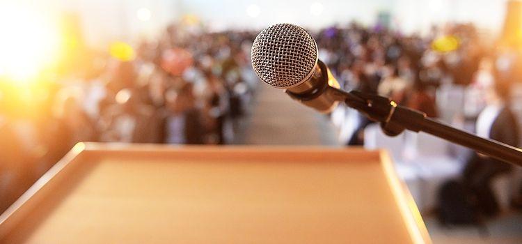 Listado de alumnos admitidos para el curso de oratoria