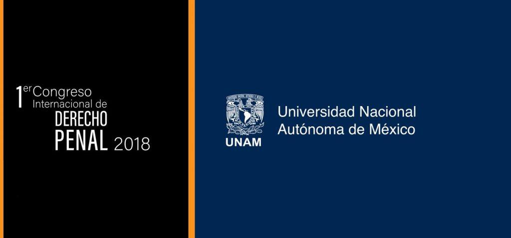 1er Congreso Internacional de Derecho Penal 2018