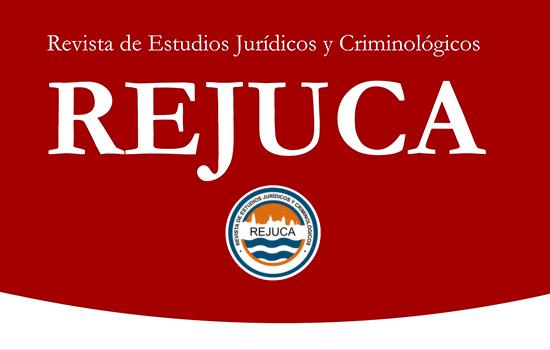 IMG Concurso para el diseño de un logotipo para REJUCA, revista de estudios jurídicos y criminológicos