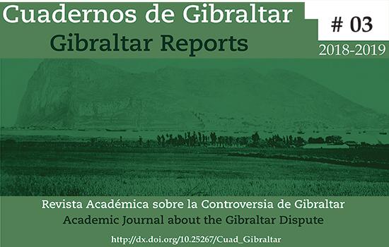 """IMG La Revista """"Cuadernos de Gibraltar"""" publica su tercer número"""