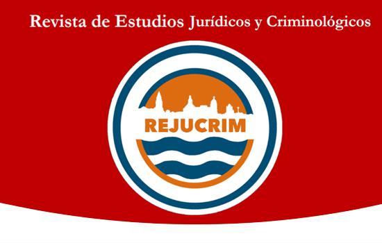 IMG LA REVISTA DE ESTUDIOS JURÍDICOS Y CRIMINOLÓGICOS PUBLICA SU PRIMER NÚMERO