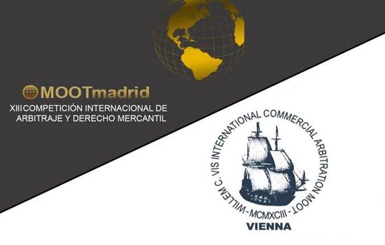 IMG XIII Competición Internacional DE Arbitraje y Derecho Mercantil (MOOT MADRID) y el XXVIII WILLEM C. VIS International Commercial Arbitration MOOT (VIS MOOT)