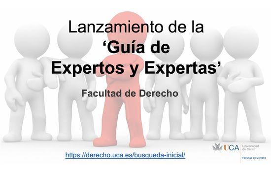 IMG Guía de Expertos y Expertas de la Facultad de Derecho