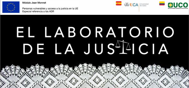 """Curso online de carácter divulgativo """"El laboratorio de la justicia"""" coordinado por el profesor Pablo García Molina del Área de Derecho Procesal"""